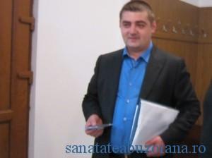 Adrian Petre, director Centru Cultura si Arta