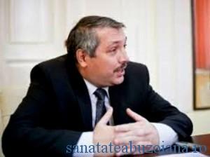 Leonard Azamfirei - rector UMF Tg. Mures