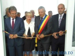 Inaugurare spital Lipova (sursa: aradon.ro)