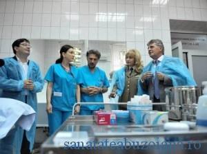 spitalul Militar-bloc operator