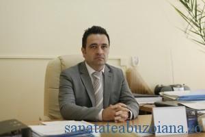 Claudiu Damian-manager SJU Buzau