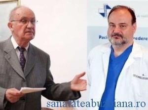Dinu C. Giurescu si dr. Horatiu Moldovan