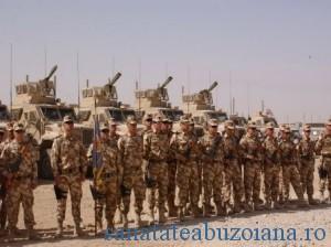 Militarii care participa la misiuni internationale vor beneficia de noua lege