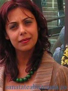 Psiholog Mihaela Sarbu