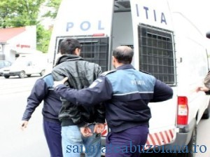 arestat politie
