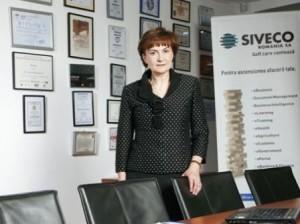 Irina Socol, presedinte SIVECO