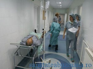 spital pacient