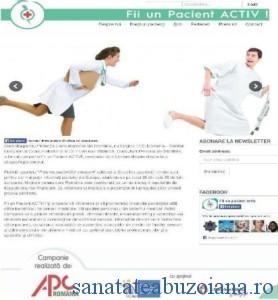 www.fiiunpacientactiv.ro