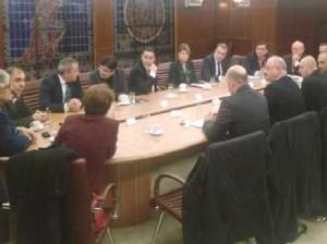 Negocieri Sanitas - Guvern
