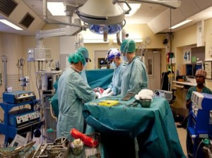 operatie cezariana
