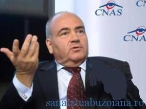 Vasile Ciurchea, presedinte CNAS