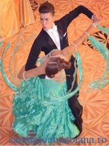 Vlad Mesca & Anca Hortolomei - Campioni Nationali   2014