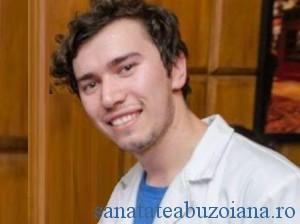 Studentul Robert Vlad (sursa foto:zidezi.ro)