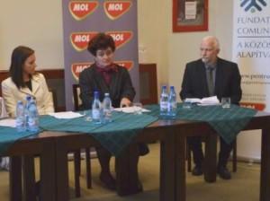 Kinga Daradics, Violeta Stan, Andras Imre