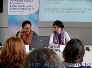Lansare Proiect Studiu autism RAA