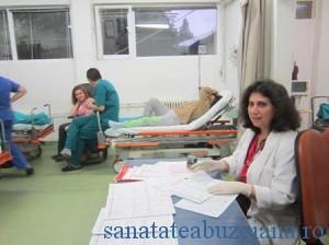 Dr. Gina Campeanu - UPU Buzau