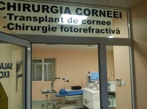 chirurgie oculara