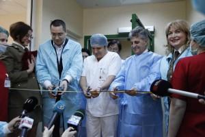 inaugurare spitalul militar ponta