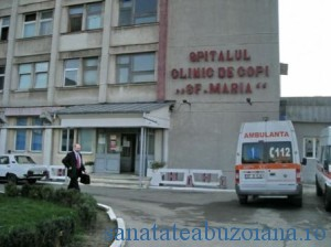 Spitalul de Copii Sfanta Maria