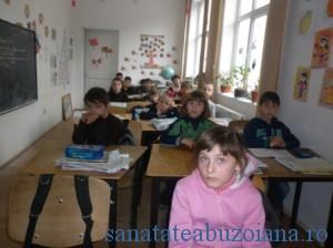 Copii din clasa domnului Zota