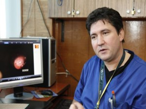 Lt. col. dr. Ovidiu Musat