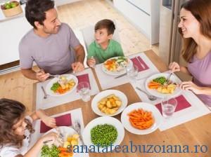 mese de seară pentru a pierde în greutate