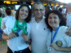 Campioanele Romaniei la World Transplant Games