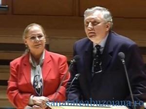 Ilinca Tomoroveanu, dr. Mircea Beuran