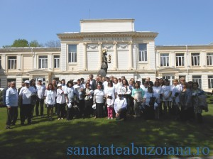 Profesorul Irinel Popescu, in mijlocul transplantatilor de ficat, de Ziua nationala a Transplantului, celebrata la Academia Romana