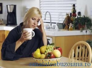 migrena cafea