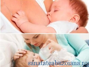 alaptarea naturala sau laptele praf