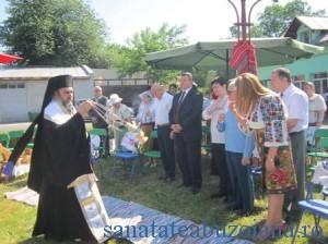 IPS Ciprian a oficiat slujba de sfintire