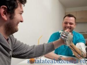Mana bionica cu simt tactiil (foto gzimag.com)