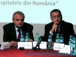 Victor Ponta si Vasile Cepoi
