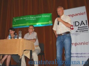 Gheorghe Ionescu, presedinte SanoHep