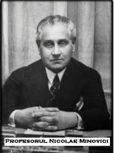 Prof. dr. Nicolae Minovici