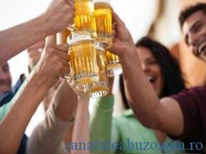 la bere cu prietenii