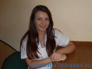 Cristina Cimpeanu -studenta UMF Iasi