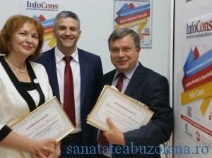 Crina Stefanescu, Sorin Mierlea, Vasile Barbu