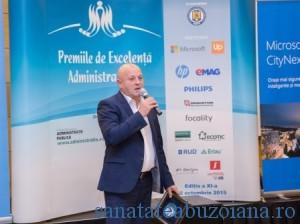 Emanoil Neagu, presedinte CJ Buzau