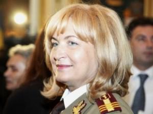 Col.dr. Florentina Ionita- comandant SUUMC