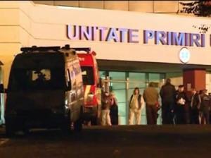 spitalele au fost luate cu asalt de rudele si prietenii victimelor