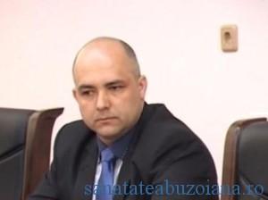 George Sava-prefect Buzau