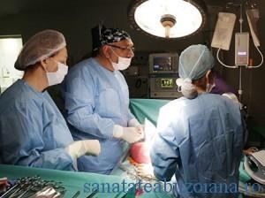 Operatie spina bifida - dr. Rahimian