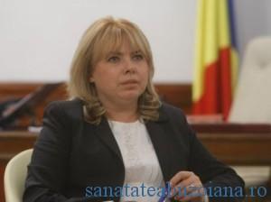 Anca Paliu Dragu, ministru Finante