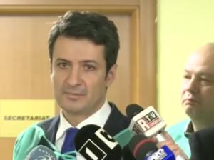 Patriciu Achimas-Cadariu, ministrul Sanatatii