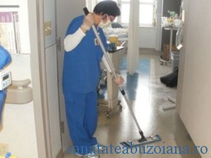 curatenie spitale