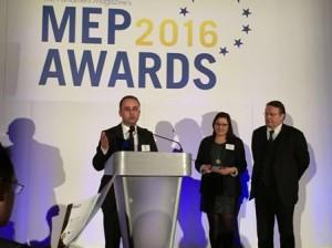 Busoi - europarlamentarul anului