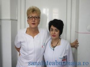 Dr. Gabriela Jimbolean si dr. Edith Simona Ianos