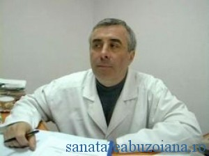 Dr. Milea Marijan, director DSVSA Buzau